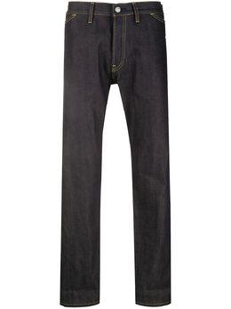 Junya Watanabe Man джинсы прямого кроя из коллаборации с Levi's WDP215W19
