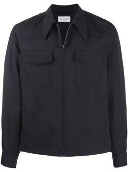 Lemaire куртка с заостренным воротником 2010W156LF431