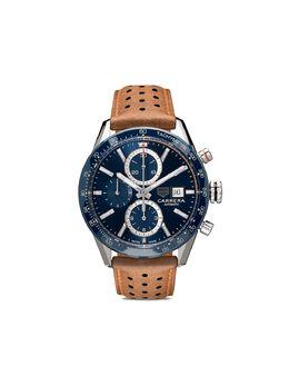 Tag Heuer наручные часы Carrera Calibre 40 мм CBM2112FC6455