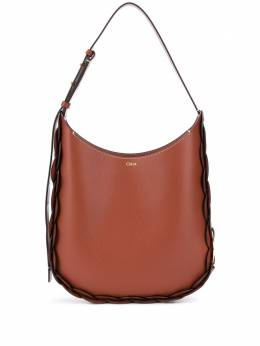 Chloe сумка на плечо Darryl среднего размера CHC20US341C61