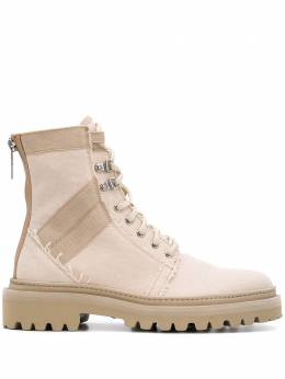 Balmain ботинки Ranger в стиле милитари TM1C028TCJL