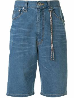 Mastermind World джинсовые шорты MW20S04PA005