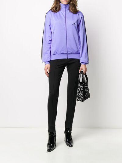 Balenciaga спортивная куртка на молнии 601166TGV04 - 2