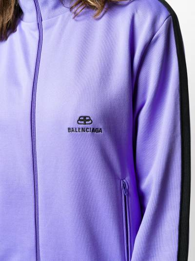 Balenciaga спортивная куртка на молнии 601166TGV04 - 5