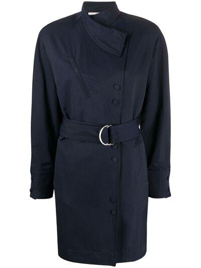 Stella McCartney платье с запахом и поясом 600154SIA03 - 1