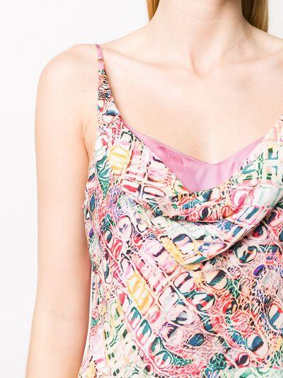 Sies Marjan платье Farrah с принтом 16GC5277 - 5