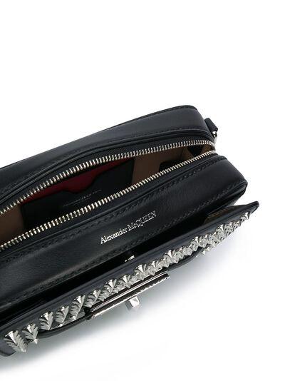 Alexander McQueen сумка на плечо The Myth с заклепками 6094311MAZY - 5