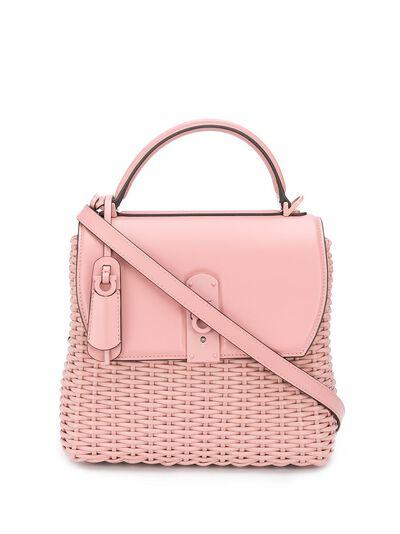 Salvatore Ferragamo сумка-тоут Boxyz 731691 - 1