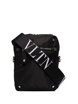 Valentino сумка через плечо Valentino Garavani с заклепками TY2B0662RPY
