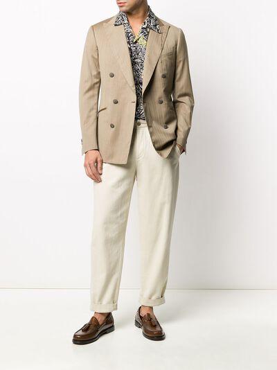 Maurizio Miri двубортный пиджак 3992U1 - 2