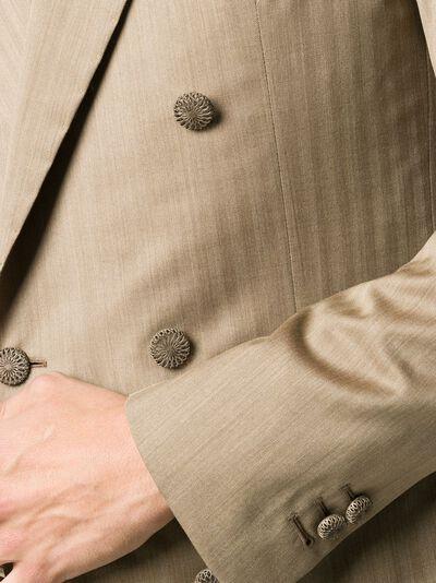 Maurizio Miri двубортный пиджак 3992U1 - 5