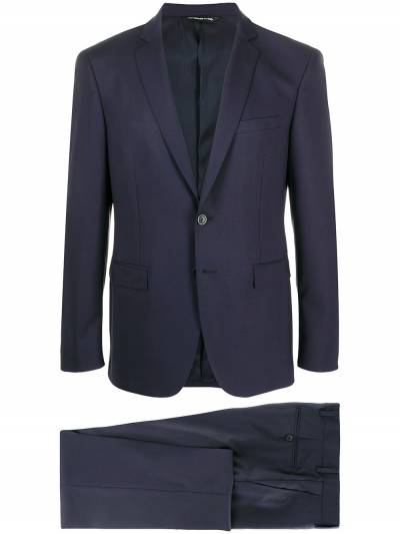 Tonello костюм-двойка узкого кроя 01AD240Y3100Q - 1