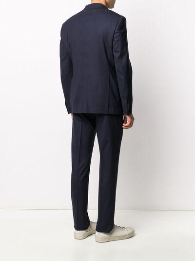 Tonello костюм-двойка узкого кроя 01AD240Y3100Q - 4