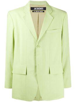 Jacquemus пиджак La veste de costume 205JA0120512520