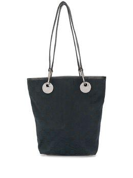 Gucci Pre-Owned жаккардовая сумка-тоут с логотипом GG 9HGUTO001