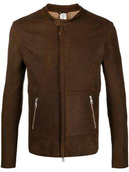 Giorgio Brato куртка с потайной молнией GU20S9486GRASS