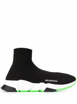 Balenciaga кроссовки-носки Speed LT 587286W1704