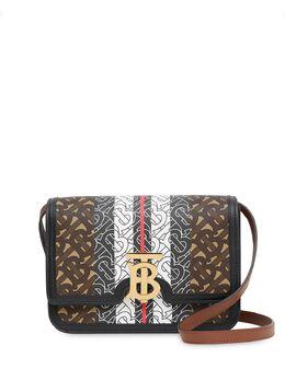 Burberry маленькая сумка на плечо с монограммой TB 8026435