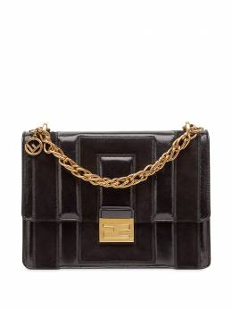Fendi маленькая сумка на плечо Kan U 8BT313A9X6