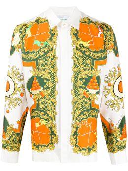 Casablanca рубашка с узором MS20SH001
