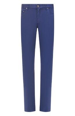 Хлопковые брюки Paul & Shark C0P4001