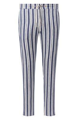 Льняные брюки Andrea Campagna SPIAGGIA/1/SL1915