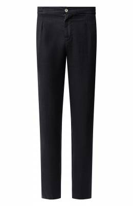 Льняные брюки Marco Pescarolo CHIAIA/4107