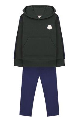 Комплект из худи и брюк Moncler Enfant E2-954-88138-05-809B3/4-6A