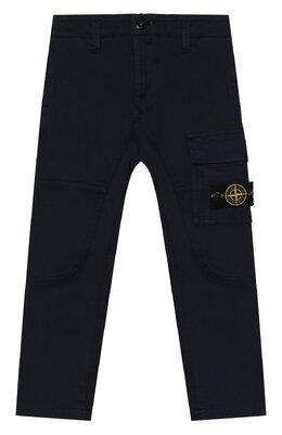 Хлопковые брюки Stone Island 721630712/4