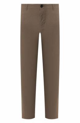 Хлопковые брюки Transit CFUTRKB110
