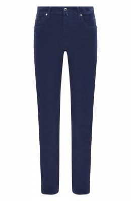 Хлопковые брюки Vilebrequin VBMP0001-02016-S