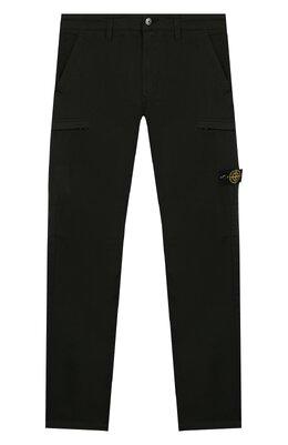 Хлопковые брюки Stone Island 721630912/10-12