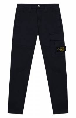 Хлопковые брюки Stone Island 721630712/10-12