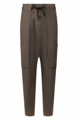 Хлопковые брюки Transit CFUTRKB111