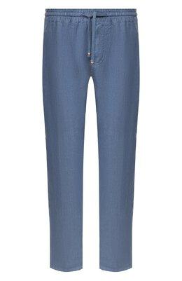Льняные брюки Altea 2053065