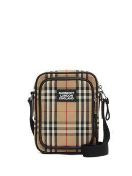 Burberry сумка через плечо в клетку Vintage Check 8023381