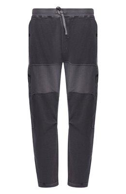 Хлопковые брюки Stone Island Shadow Project 721930407