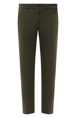 Хлопковые брюки 7 For All Mankind JSU3T490DA