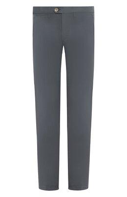 Хлопковые брюки Corneliani 854ER1-0120168/00