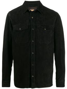Ajmone рубашка узкого кроя SH2X2