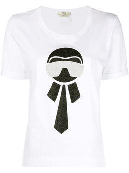 Fendi Karlito T-shirt FAF0728IV
