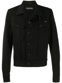 Tom Ford джинсовая куртка TFO311BU025