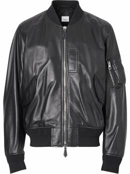 Burberry куртка-бомбер 8025847