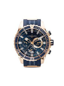 Ulysse Nardin часы 'Diver Chronograph' 44мм 1502151393