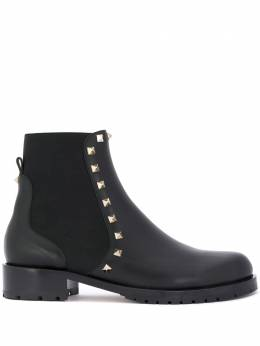 Valentino Garavani ботинки Rockstud Beatle QW2S0D47VOT