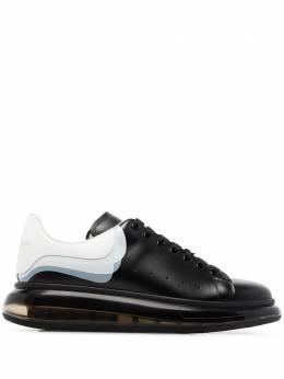 Alexander McQueen кроссовки Oversized с принтом 604233WHX99