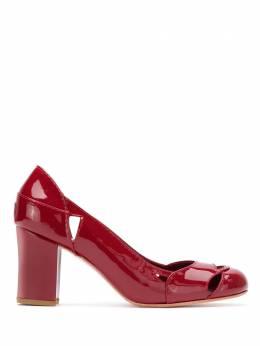 Sarah Chofakian patent leather Bruxelas pumps BRUXELASGR55FORR