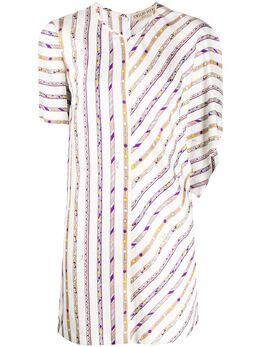 Emilio Pucci короткое платье Bano 0HRG800H771