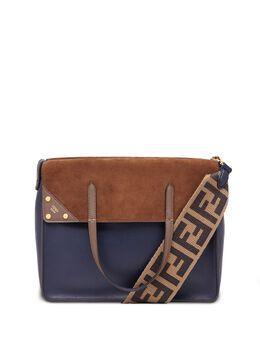 Fendi большая сумка-тоут Fendi Flip 8BT303A6CG