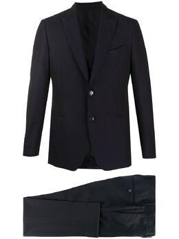 Dell'oglio строгий костюм-тройка EJ7811E54311
